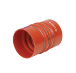 "Picture of 7715-0002, CAC Hose 4"" ID x 6"" Long - 2 Convolutes (Humps), 3 Stainless Steel Rings, 50 PSI Max"