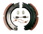 "Picture of BK4729ES2EX, Brake Shoe Kit - Reman, 15"" x 4"", Core Charge"