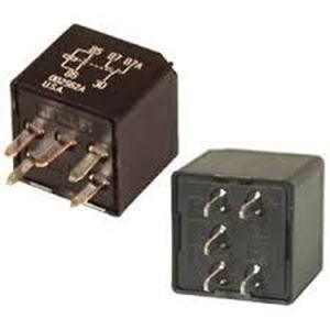 Picture of 11-0603, Relay - Freightliner Applications - 5 Terminal, SPDT, 12 Volt