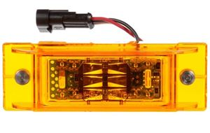 Picture of 21095Y, LED Marker and Aux - Yellow, Truck Lite 21 Series