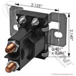 Picture of 577.46618, Magnetic Solenoid - Freightliner 06-26989-000, 0626989000, White Rodgers 120105111, 120-105111