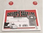 Picture of 8526, Log Book Premium - Driver's Daily Log