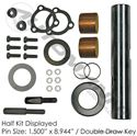 Picture of 460.325C, King Pin Kit - Meritor R201318, Ridewell 1660170, Watson & Chalin SRK-103, SRK103, SRK-115, SRK115