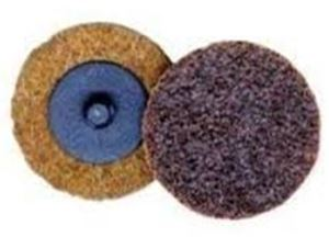 """Picture of MTN9485, 3"""" Coarse Roloc Discs - 25 Pack"""