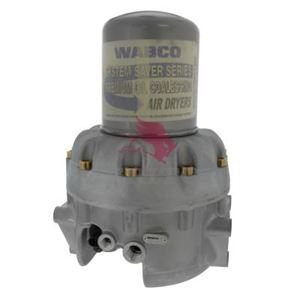 Picture of S432-470-021-0, Air Dryer Single Assembly - SS1200 Plus, 24 Volts, 100 Watt Heater, Includes Governor Valve