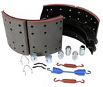 Picture of BK4725ES2AR23PR - Reman Brake Shoe Kit - FMSI 4725 *Core Charge Associated with this product