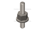 Picture of 4026812, Hexagon Flange Head Cap Screw - Genuine Cummins
