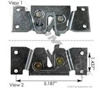 Picture of HLK2163, Kenworth Door Latch - Exterior LH, K163309, K163-309