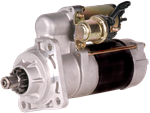 Picture of 8200972, Starter Motor 29MT - 12V, Brand New (No Core Charge), SAE 1 Mouting, 10 Pinion Teeth