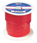 Picture of 89-9000, 18 GA Copper Wire - Red Thermo Plastic, 25 Feet Spool, Rated to 60 Volts