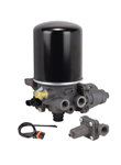 "Picture of R955205 / SS1200 Wabco Type Air Dryer Assembly -12 Volt, 1/4"" NPT Control, 1/2"" NPT Inlet, 1/2"" NPT Delivery"