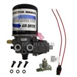 """Picture of 4006110500, Air Dryer SS1200 Complete Wabco  Assembly - 12 Volt, 1/4"""" NPT Control, 1/2"""" NPT Inlet, 1/2"""" NPT Delivery"""