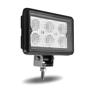 """Picture of TLED-U22, LED Flood Work Lamp - 4"""" x 6"""", High Powered Flood for Broad Area up to 135 Feet, 970 Effective Lumens, 6 Diodes"""