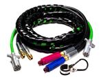 Picture of 81-3112, 3 in 1 ABS Electrical & Air Assembly - 12 Feet, Meets SAE J560, J2394 (ABS) Certifications