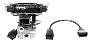 Picture of 4006120000, ABS Trailer / ECU Valve - Wabco Easy Stop, Standard Trailers, Replaces S472 500 021 0, R955344