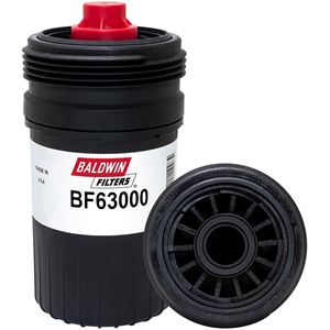 Picture of BF63000, Fuel Filter Spin On - Fleetguard FF63009