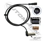 """Picture of 577.A5328, ABS Sensor Kit - Right Angle Head, 67"""" Cable Length - Cross Reference Meritor R955328"""