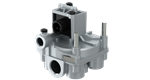 Picture of 4721950330, ABS Relay Valve - Cross Reference Great Dane AB84021, 40502928, MAC Trailer 24900171, Manac 33903000, Stoughton 46040401100, Strick 42868, Utility Trailer 393500066